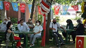 İYİ Parti'de Hatipoğlu güven tazeledi