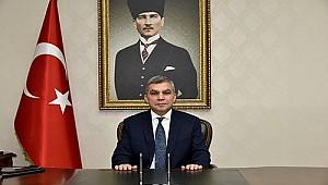 Karaman Valisi Işık'tan Yükseköğretim Kurumları Sınavı mesajı