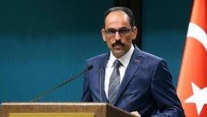 Cumhurbaşkanlığı Sözcüsü Kalın, Ayasofya Camisi'nin ibadete açılmasını değerlendirdi: