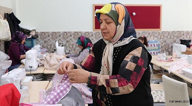 Karaman'lı Fatma Nur kanserle 13 senelik mücadelesini kaybetti