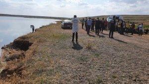 Kırşehir'de gölete giren genç boğuldu