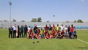 Sivasspor, Göztepe maçının hazırlıklarını tamamladı