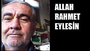 Allah Rahmet eylesin. Ziraat mühendisi Halil Ak hayatını kaybetti