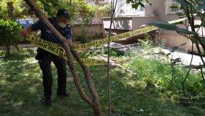 Konya'da birinci kattaki evinin penceresinden düşen yatalak hasta öldü