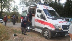Konya'da otomobille hafif ticari araç çarpıştı: 3 yaralı
