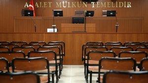 Niğde'de boşanma aşamasındaki eşini öldürüp Karaman'a gelip Ankara'da yakalanmıştı. Hakim karşısına çıktı