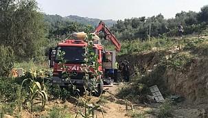 Su kuyusu açmak için kazı yapan aileden 4 kişi yaşamını yitirdi