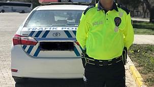Karaman'da görev yapan trafik polisi hastalığını yenemedi