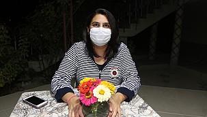 Karaman'lı Koronovirüs'ü yenen Makbule Hemşire yaşadıklarını anlattı