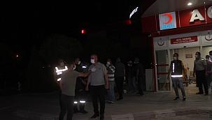 KARAPINAR'DA 2 AİLE ARASINDA KAVGA: 1'İ POLİS 6 YARALI