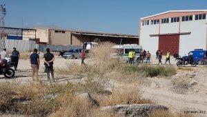 Niğde'de silahlı saldırıya uğrayan kepçe operatörü öldü