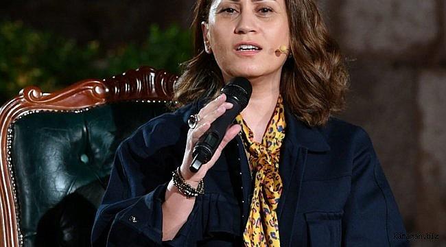Azerbaycanlı sanatçı Azerin, Musiki Muallim Mektebi Sohbetleri'nin konuğu oldu: