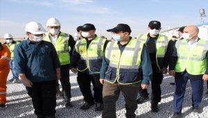 Enerji ve Tabii Kaynaklar Bakanı Fatih Dönmez, Aksaray'da: (1)