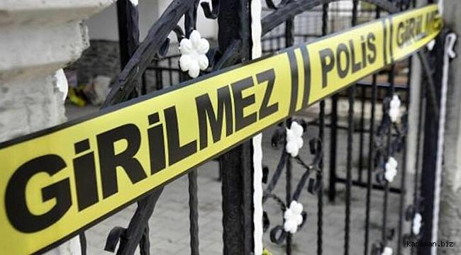 Sümer Mahallesinde bir bina karantinaya alındı