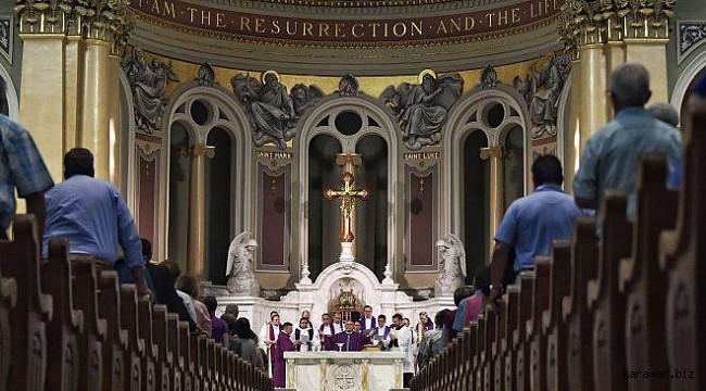 Yok artık.New York'ta Katolik Kilisesi taciz davaları yüzünden iflas kararı aldı