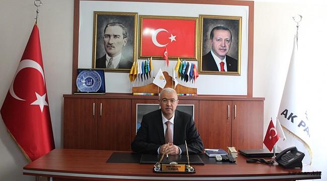 AK Parti Karaman İl Başkanı Abidin Çağlayan, 24 Kasım Öğretmenler Günü mesajı