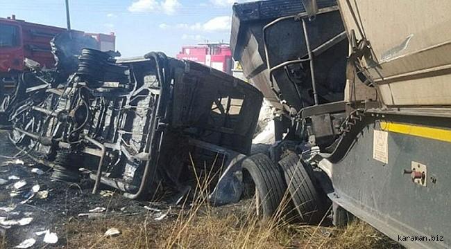 Güney Afrika Cumhuriyeti'nde zincirleme trafik kazası: 14 ölü