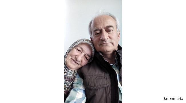 Karaman'ın sevilen öğretmenlerinden Abdullah Bayrak Öğretmenler gününde annesini kaybetti
