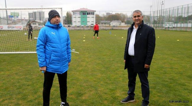 Sivas Belediyespor'da Fenerbahçe maçı heyecanı