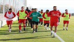 Sivasspor'da Fatih Karagümrük maçı hazırlıkları