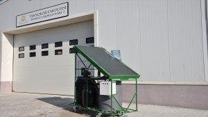 """SÜ'de hazırlanan """"Urumday"""" projesi ile hayvansal atıklar enerjiye dönüştürülüyor"""