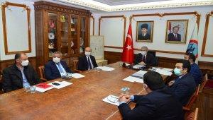 Kırşehir Valisi İbrahim Akın'dan Kovid-19 değerlendirmesi: