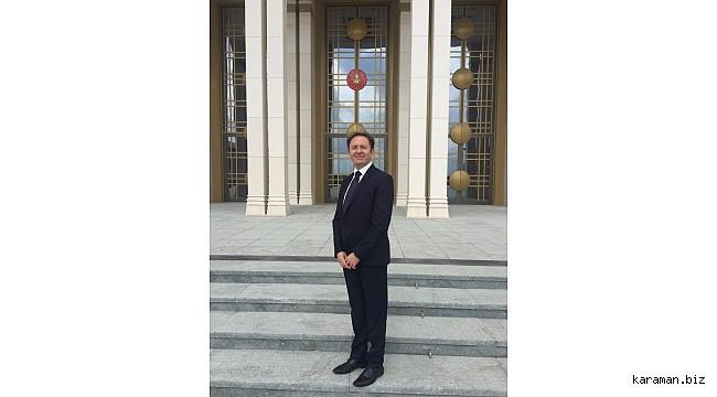 Prof. Dr. Muhammet Fatih Bilâl ALODALI KMÜ Rektör Adaylığını açıkladı