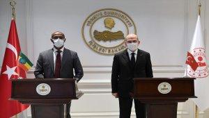 Türkiye-Etiyopya 8. Dönem Karma Ekonomik Komisyon Toplantısı İmza Töreni