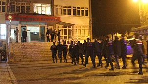 Gülnar'da Karamana da sıçrayan fuhuş operasyonunda 4 kişi tutuklandı