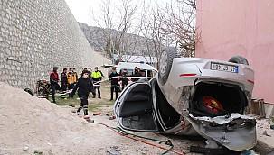 Ermenek'te kazada ağır yaralanan genç hemşire hayata tutunamadı