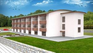 Güdül'de eski öğrenci yurdu otele dönüştürülecek