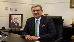 PANKOBİRLİK Genel Başkanı Recep Konuk'tan 30 Ağustos Zafer Bayramı mesajı