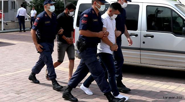 Alanya'da kadınlara fuhuş yaptıran 2 kişi tutuklandı