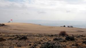 Beypazarı'nda yapılması planlanan yamaç paraşütü sezon açılışı hava muhalefeti nedeniyle ertelendi