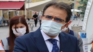 Çankırı Valisi Ayaz, Kovid-19 aşısı konusunda bilimsellikten uzak hiçbir iddiaya itibar edilmemesini istedi: