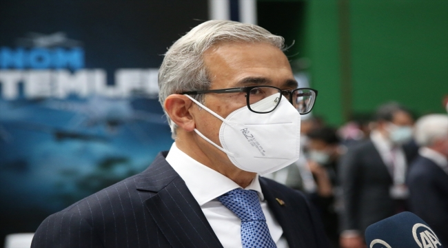 """Cumhurbaşkanlığı Savunma Sanayii Başkanı Demir: """"Türk savunma sanayisinin ihracat potansiyeli büyük"""""""