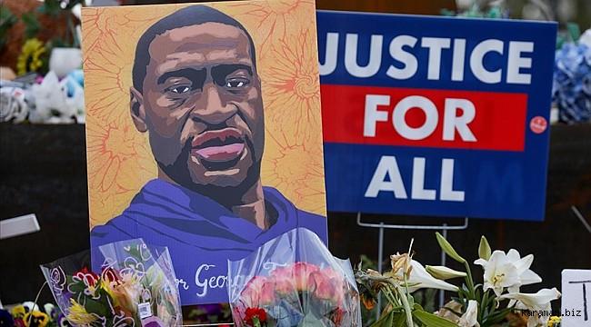 George Floyd'u öldürmekten suçlu bulunan polise 22,5 yıl hapis cezası verildi