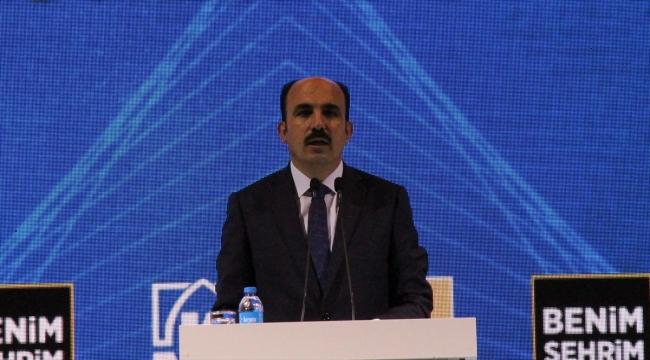 Konya'ya 507 milyonluk alt yapı yatırımı