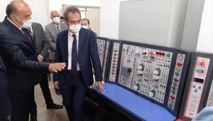 Milli Eğitim Bakan Yardımcısı Mahmut Özer, Beypazarı'nı ziyaret etti