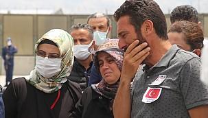 Şehit Er Muhammed Ali Akın Konya'da son yolculuğuna uğurlandı