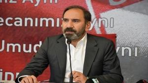 """Sivasspor Kulübü Başkanı Otyakmaz, """"Futbolda şike kumpası"""" davasında çıkan kararları değerlendirdi:"""