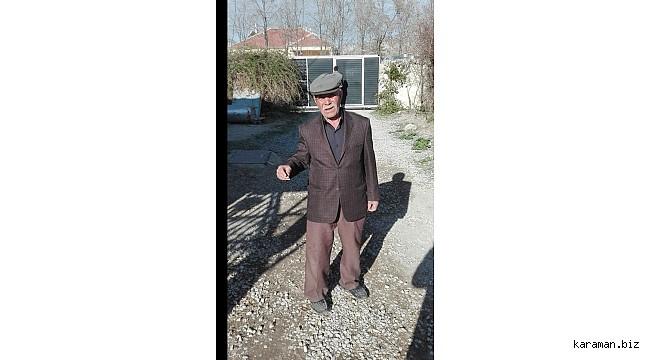 Süleymanhacı köyü sakinlerinden Emir Yılmaz vefat etti.