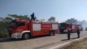 ABB'den orman yangınlarıyla mücadele eden şehirlere personel ve araç desteği