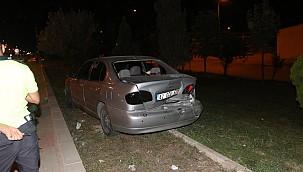 Alkollü sürücü bayram önü bir aileyi katledecekti. Kaza ucuz atlatıldı