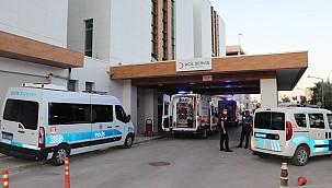 Bıçaklanınca kendi imkanlarıyla hastaneye giden şahıs hemen ameliyata alındı
