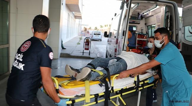 Komşu kavgasında yaralanmıştı, hayatını kaybetti