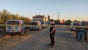Konya'da silahlı saldırı 6 ölü