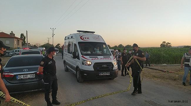 Konya katliamında flaş gelişme. 10 kişi gözaltına alındı