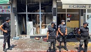 Mersin'de mobilya atölyesinde çıkan yangında 2 kişi yaşamını yitirdi