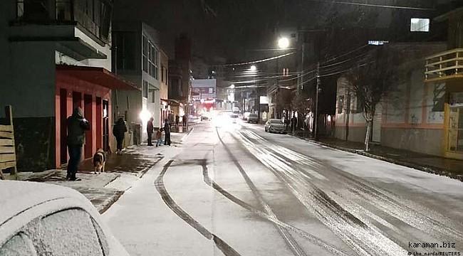 Ülmemiz yanıyor, Brezilya karla kaplandı
